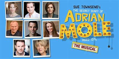 Adrian Mole Secret Diary Cast Musical End