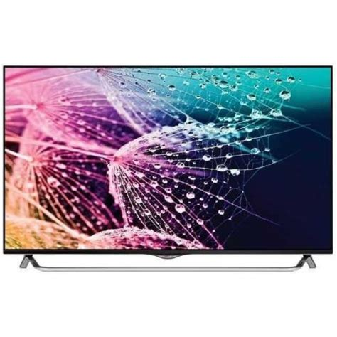 With an excellent webos smart tv platform and a very tempting price for a budget oled tv. LG 55UB850V