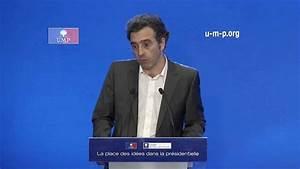 UMP - Dominique Reynié - La place des idées dans la ...