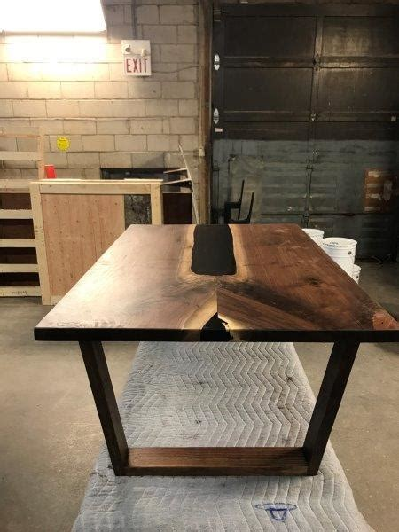epoxy river coffee tables