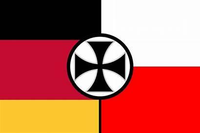 Polish German Union Fictional Reddit Vexillology
