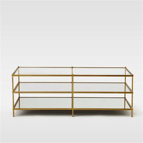 Modern coffee tables for every space: Terrace Coffee Table | west elm