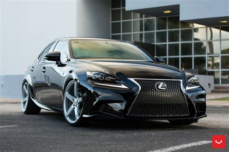 lexus f sport wallpaper lexus is 250 f sport black vossen wheels cars wallpaper