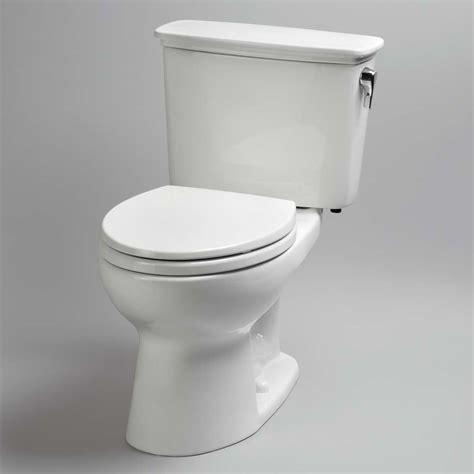 toto eco drake transitional  piece  toilet