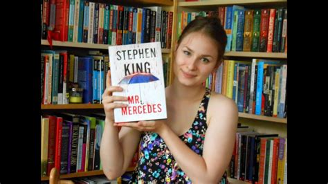 It is his 51st novel, and the 44th under his own name. Review | Mr. Mercedes - Stephen King - YouTube