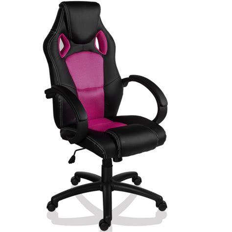 fauteuil bureau sport fauteuil de bureau sport racing noir et
