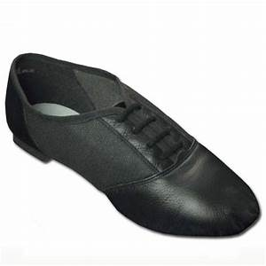 Capezio Suede Split-Sole Jazz Shoe
