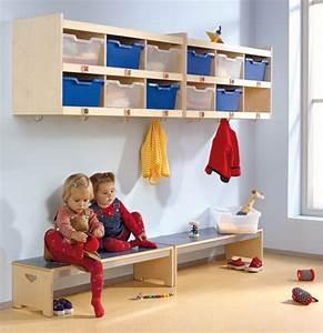 Garderobe Für Kinder : garderobe raumkonzepte kinder unter 3 wehrfritz gmbh ~ Frokenaadalensverden.com Haus und Dekorationen