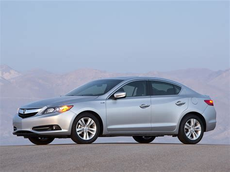Used Acura Ilx Hybrid by Acura Ilx Hybrid 2014 Car Wallpapers 62 Of 140