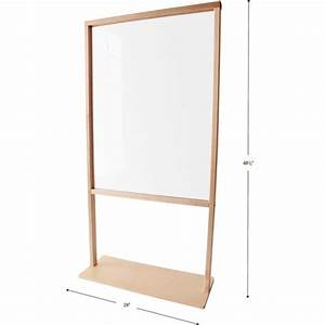 See, Through, Room, Divider, 24, U0026quot, W