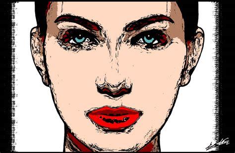 tableau visage femme noir blanc inspirations avec tableau visage femme images tableau