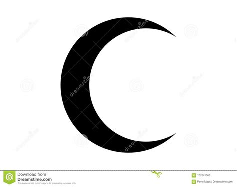 crescent moon symbol on iphone crescent moon symbol iphone choice image meaning of text Cresc