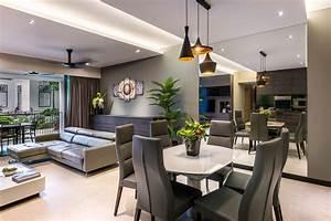 Singapore condominium interior design at the grand duchess for House interior design manila
