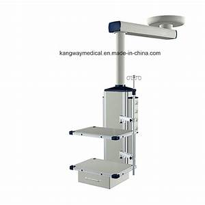 China Hospital Surgical Equipment Ceiling Electric Single
