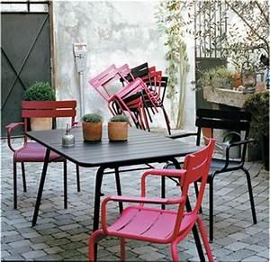 fermob mobilier de jardin de qualite home and office With meubles de jardin fermob
