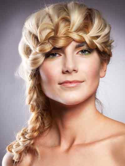 Formal Hairstyles For by Formal Braided Hairstyles For Hair Best Updos For