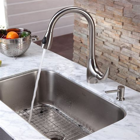 Kitchen Faucets Leaking Sink by Moen Kitchen Sinks Stainless Faucet Leaking From
