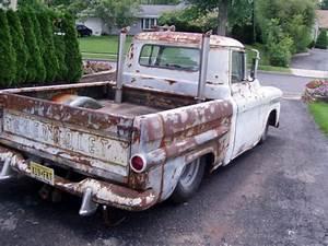 1958 Chevrolet Apache Rat Rod Truck 454 Pickup Chevy Hot