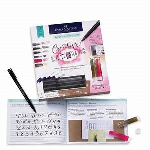 faber castell design memory craft kits blick art materials With faber castell hand lettering kit