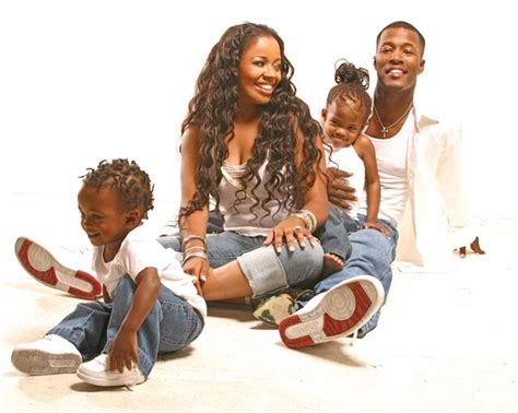shanice and flex s wholesome family blackcelebritykids black babies