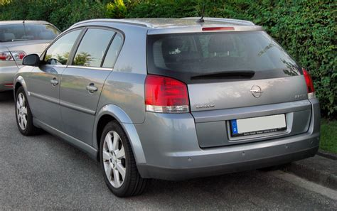 Opel Signum 22 Best Photos And Information Of Modification