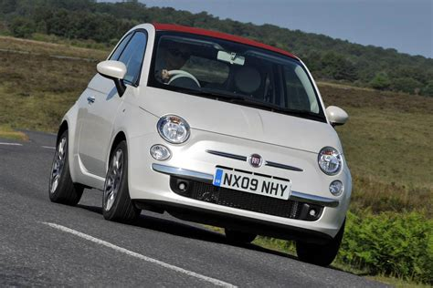 Fiat Convertible Review by Fiat 500c 1 3 Multijet Convertible Review Pictures Evo