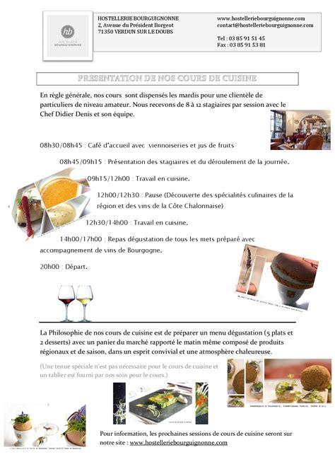 cours cuisine chalon sur saone cours de cuisine chalon sur saone lucole mdia aura le plaisir de vous accueillir luoccasion