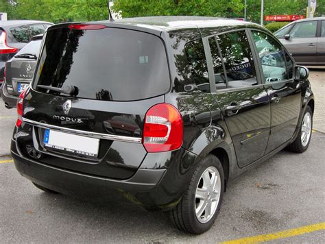 Renault Grand Modus Technical Details History Photos On