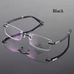 designer glasses aliexpress buy rimless glasses frames designer spectacles eyeglasses frame