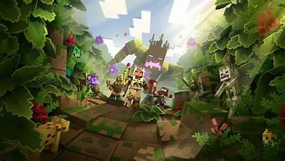 Minecraft 4k Use Wars