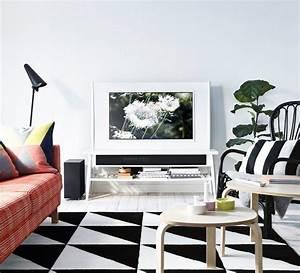 le tapis scandinave sinvite dans linterieur 26 idees With tapis chambre bébé avec intérieur et canapé
