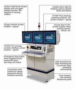 Titan Plus Sheet Extrusion Control System  Control System