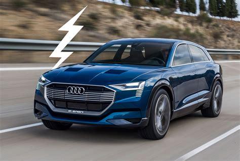 audi zukunft elektro suv neue hybrid modelle