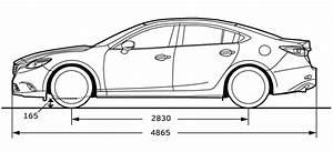Dimension Mazda 3 : mazda6 ~ Maxctalentgroup.com Avis de Voitures