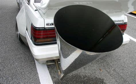 top  ridiculous exhaust systems