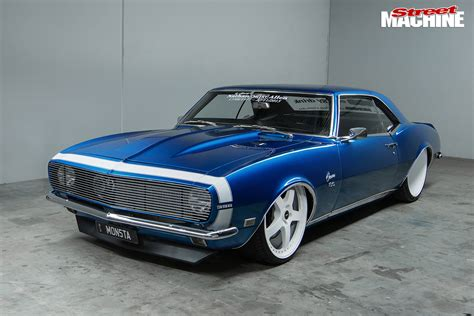 Turbo Ls-powered 1968 Chevrolet Camaro