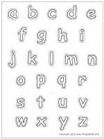 HD wallpapers alphabet letters coloring pages printable