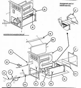 Carrier Furnace  Sears Carrier Furnace Parts