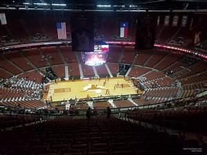 Erwin Center Basketball Seating Chart Frank Erwin Center Section 95 Texas Basketball