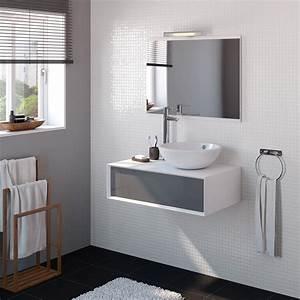 Leroy Merlin Commode : muebles de lavabo leroy merlin ~ Dode.kayakingforconservation.com Idées de Décoration