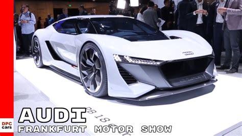 Audi At Iaa 2018 Frankfurt Motor Show