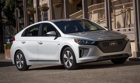hyundai ioniq electric  interior exterior engine