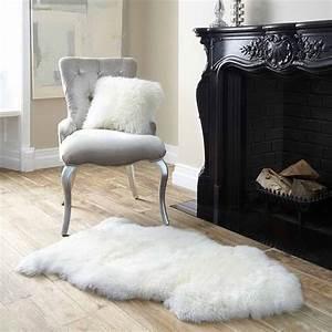 royal large sheepskin rug neutral traditional