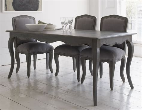 grey kitchen table and chairs dining table with curved legs and attractive