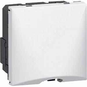 Materiel Electrique Legrand Pas Cher : mosaic sortie de c ble 2 modules blanc legrand 077550 ~ Dailycaller-alerts.com Idées de Décoration