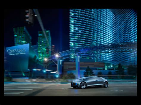 2018 Mercedes Benz F 015 Luxury In Motion Las Vegas 4