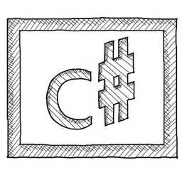 Ms visual c Icon | Sketchy Iconset | AzureSol