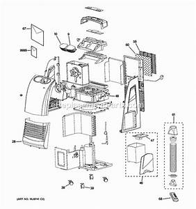 Ge Ape08akm1 Parts List And Diagram   Ereplacementparts Com