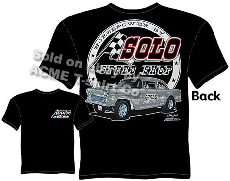 chevy shirt chevrolet clothing gasser vintage drag racing speed shop 1955 55 ebay