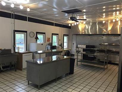 Commercial Kitchen Camp